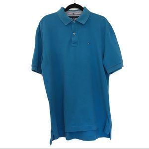 [TOMMY HILFIGER]100% Cotton Polo / Golf Shirt XL